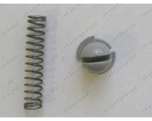 Клавиша с пружиной стиральной машины AEG LL1400