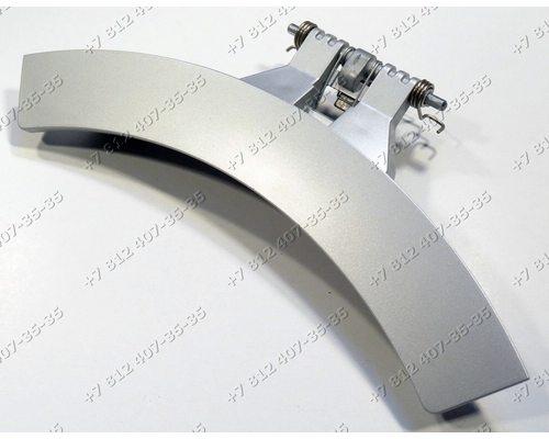 Ручка люка в сборе для стиральной машины Electrolux EWF1276EDU 914338900-00, Zanussi, AEG