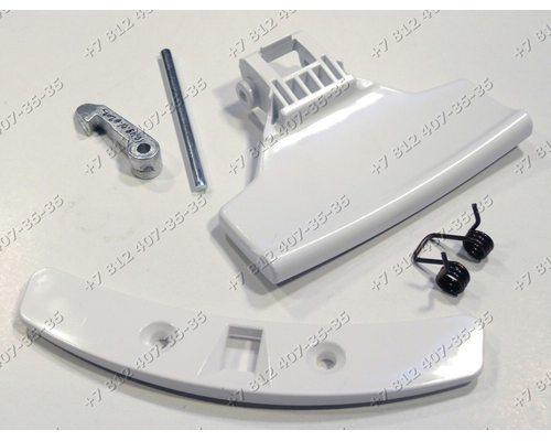 Ручка люка в сборе для стиральной машины Electrolux, Zanussi, AEG EWF1005, FA1026HDRO, EWF831