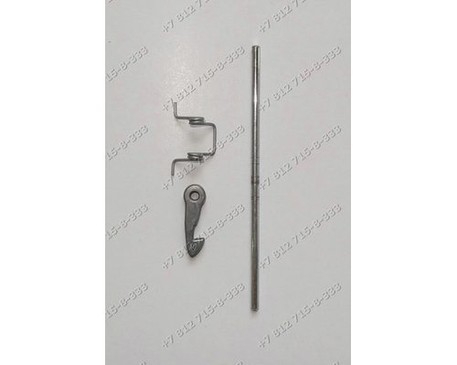 Пружина крючка люка для стиральной машины Ariston WMSG7106