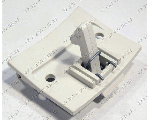 Крючок в сборе для стиральной машины Siltal SL348X, Carma, Reeson, Bosch WMV1600, Siemens WV1080, Whirlpool AWG316, Indesit WS620TXR, WS630TX и т.д.