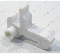 Крючок люка для стиральной машины Ardo FLN106LW, AE1000X, Zanussi ZWSO6100V, Атлант 50ФБ520, Electrolux и т.д. пластиковый