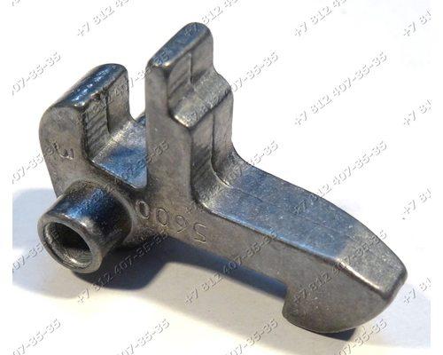 Крючок люка для стиральной машины Ardo FLN106LW, AE1000X, Zanussi ZWSO6100V, Атлант 50ФБ520, Electrolux и т.д. металлический