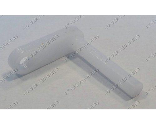 Деталь механизма ручки люка для стиральной машины Vestel 1040 WM840T Sanyo ASD3008R ASD3010R