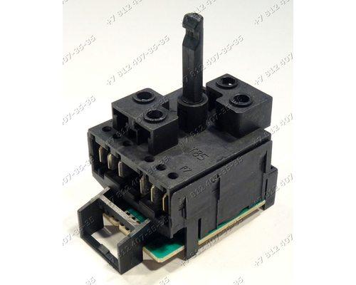 Cелектор стиральной машины  Electrolux EWT1021, EWT1200, EW1237T, EW1076T1, EWT1301