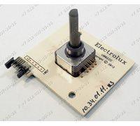Cелектор программ стиральной машины Electrolux EWM1042NDU 914339215-01