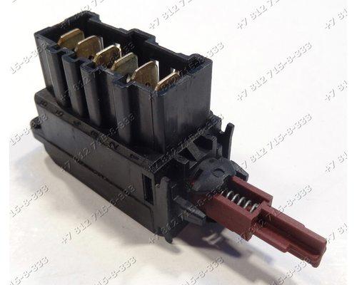 Cетевой выключатель стиральной машины  Electrolux 1240332005