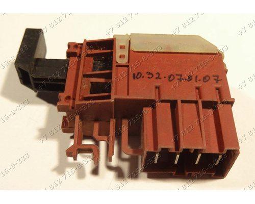 Cетевой выключатель стиральной машины Bosch WFF1200-WFF1201