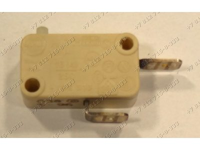 Микровыключатель стиральной машины Bosch WOB2000IE/01