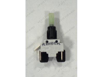 Cетевой выключатель - кнопка включениястиральной машины Candy, 6 контактов