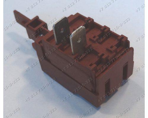 Cетевой выключатель стиральной машины Ardo 651016365, 522004500 - 2 контакта