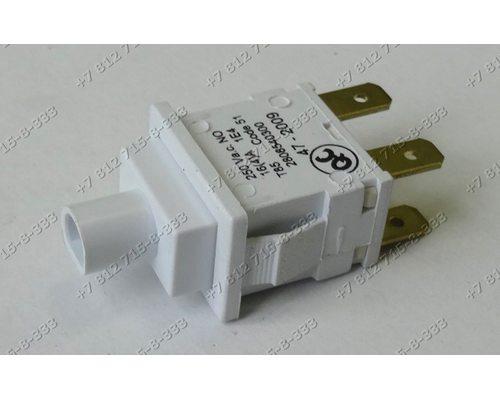 Cетевой выключатель стиральной машины Beko WM3450E WM3350E WM3458E WM3450EB WM3350E