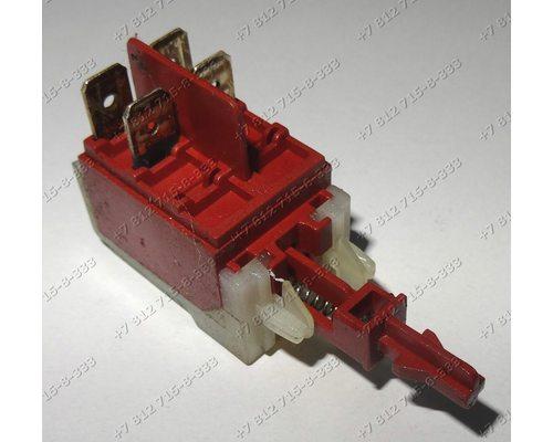 Cетевой выключатель стиральной машины Beko WMN6110SE, WMN6506D, WMN6510N