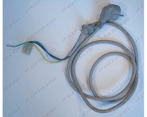 Cетевой шнур cтиральной машины Samsung WFR1062 WF6520S9R