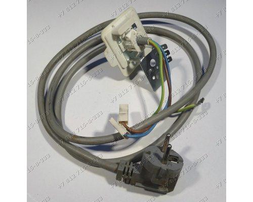 Cетевой шнур cтиральной машины Beko WKD25105TS, WKB60821PTM
