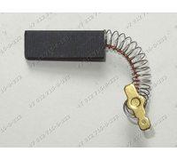 Щётки на пружинках для двигателя стиральной машины Bosch WFC2063OE/07, WAE24440OE/08