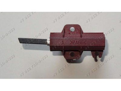 Щётки двигателя оригинальные для стиральной машины Indesit, Ariston C00047318, 12,5*5