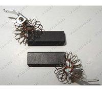 Щетки на пружинках 6,3*10*37 мм для стиральной машины Miele 481281719406
