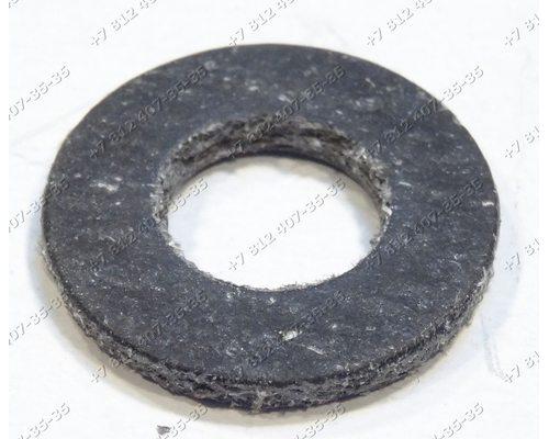 Прокладка наливного шланга черная паронитовая 1/2 Италия для стиральной машины