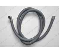 Шланг слива L 2540 мм стандартный вход г-образный для стиральной машины Electrolux