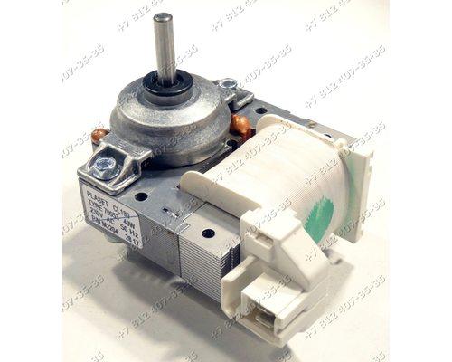 Двигатель сушки Plaset TYPE70953 40W 50Hz M2204 для стиральной машины Indesit Ariston AQD1070D497EX