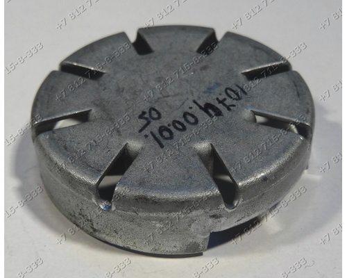 Металлическая накладка на тахогенератор стиральной машины