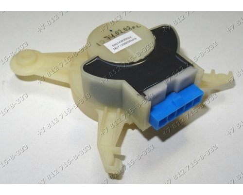 Тахогенератор (таходатчик, датчик холла) стиральной машины LG WD-10150FB, WD-1054FB, WD-1056FB
