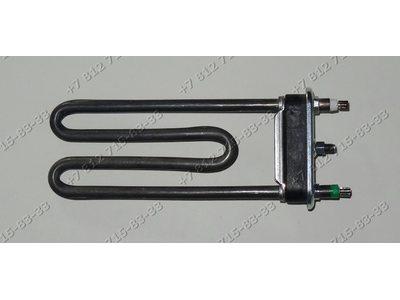Тэн прямой с отверстием для стиральной машины Ariston AVL 95 EX, AVTF 104, AQSL 85 CSI Indesit, IWUB 4085 CIS