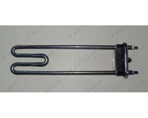 Тэн 1200 W, 260 мм, прямой для стиральной машины Candy Aquamatic 1000 T-45