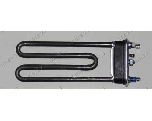 Тэн 1500W, 190 мм, прямой для стиральной машины Candy