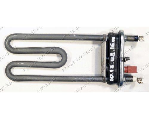 Тэн 1300W 160 мм с отверстием для стиральной машины Candy EVOGT14074D 31005375