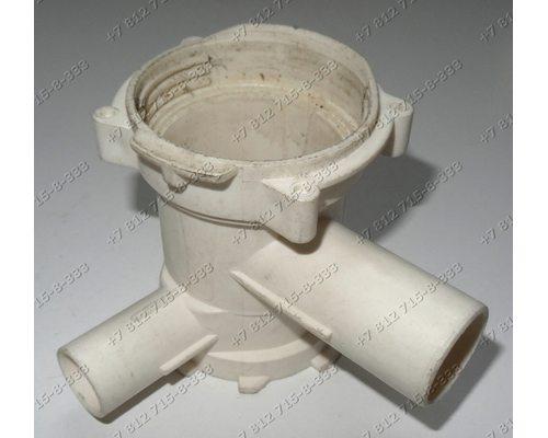 Улитка помпы 8 защелок для стиральной машины Bosch
