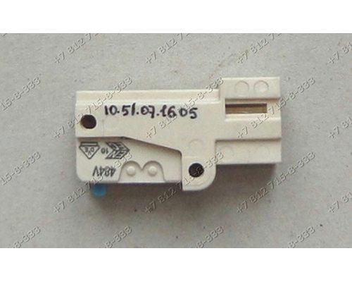 Микровыключатель аквастопа для стиральной машины Siemens WXLP100AOE/20 Bosch WAS24743OE/01