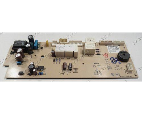 Электронный модуль cушильной машины Beko DCU7230X