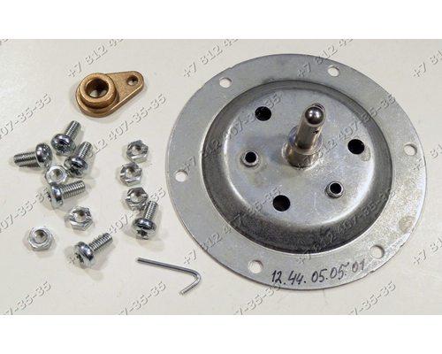 Вал барабана (крестовина бака дисковая) стиральной машины Indesit, Ariston TTK8BE