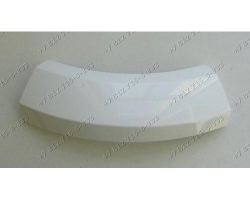 Ручка дверцы для сушильной машины Bosch - 00644221 9000238332, цвет белый