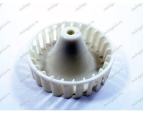 Крыльчатка вентилятора для сушильной машины Asko TD70.C TDC112VRU
