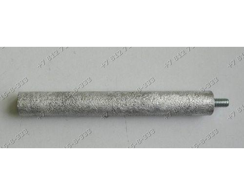 Анод M6*10 мм, D=16 мм, L=120 мм