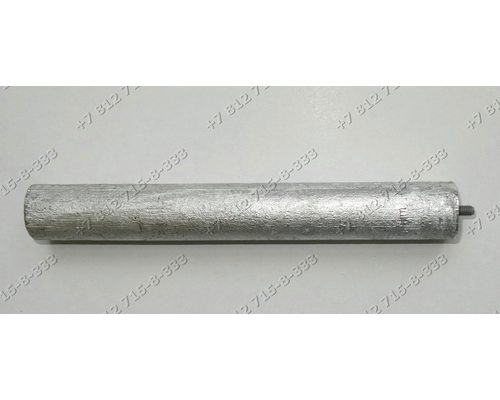 Анод M5 D25.5 мм L190мм