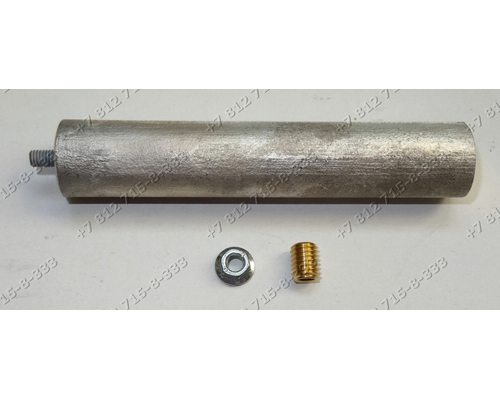 Анод M5 D 21,3 мм L=110 мм