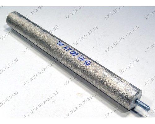 Магниевый анод M4*10 D=15 L=140 для водонагревателя