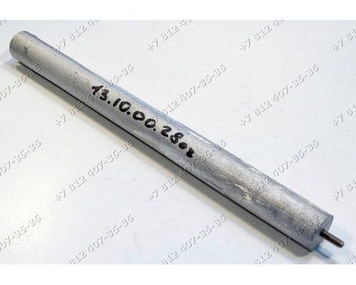 Магниевый анод M4*10 D=18 L=210 для водонагревателя