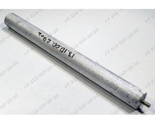 Магниевый анод M5*10 D=22 L=232 для водонагревателя