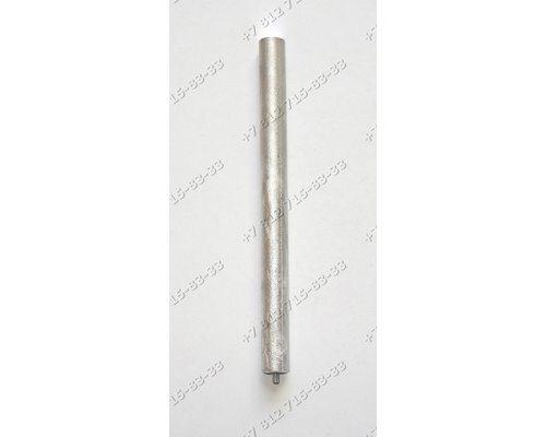 Магниевый анод M4 D16 L210 длина резьбы 10 мм для водонагревателя Ariston