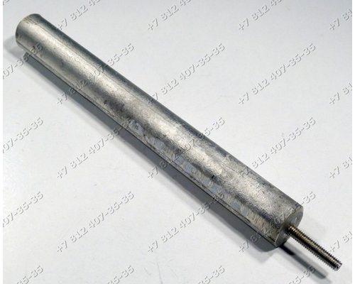 Магниевый анод M4 D16 L-140мм, длина резьбы 20 мм , для водонагревателя Ariston