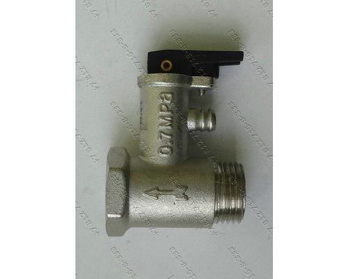 Клапан предохранительный водонагревателя Ariston Thermex Garantherm RZB50L H80V RZL150VS ER80V