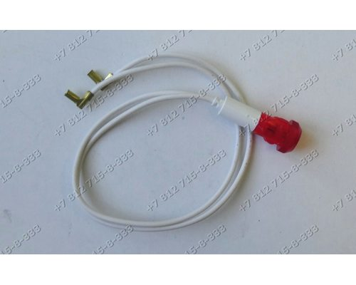 Индикаторная лампочка водонагревателя 180009
