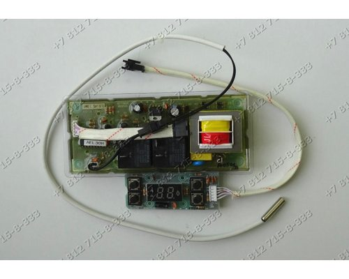 Электронный модуль водонагревателя Ariston SHT-EL80V SHTEL80V
