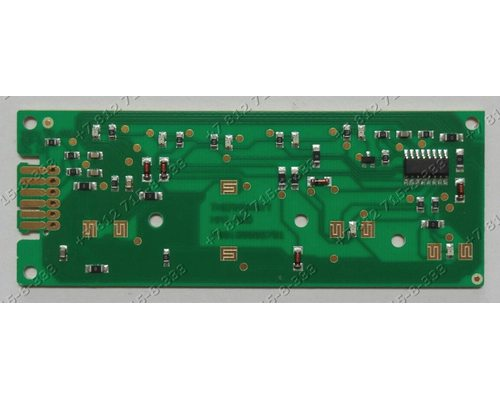 Электронный модуль водонагревателя Ariston ABSPLTECO50V ABSPROECO65VSLIM