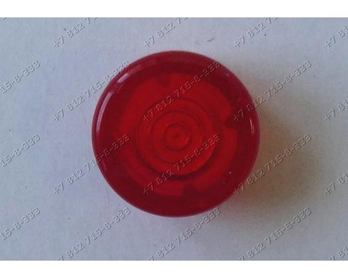 Стекло сигнальной красной лампочки водонагревателя Ariston 573070